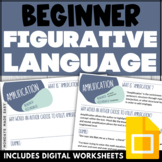 Collaborative WORD WALL | INTRODUCTORY Literary Terms