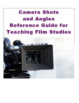 Quick Reference Guide for Studying Film: Camera Shots and Angles