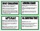 Quick STEM Challenges