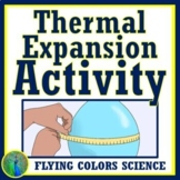 Hands-On Thermal Energy Expansion Activity, Motion of Part