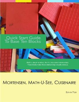 Quick Start Guide to Base Ten Blocks