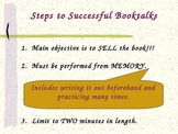 Quick Steps to a Successful Booktalk