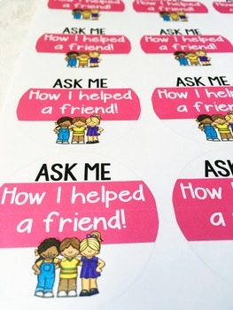 Quick Sticks: Student Stickers {Positive Behavior Edition}