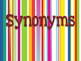 Quick Synonym Review Powerpoint