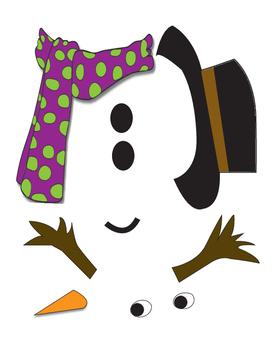 Quick Ten Snowman