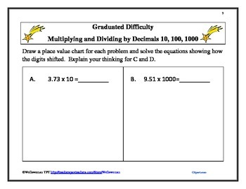Quick Test-Review of Place Value-Decimals and More