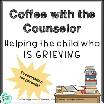 Quick Tips for Grieving Students & Their Parents