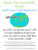 Quick Trip Quick-ercise North America Brain Breaks Supplement