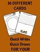 Quick Write/Draw - Thanksgiving