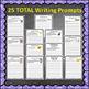 Quick Writes Writing Prompts Set 1