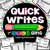 STEM Bins® Quick Writes