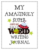 Quick Writes for grades 5-6 (with Space Theme)