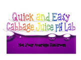 Quick and Easy Cabbage Juice pH Indicator Lab