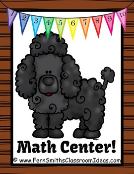 Addition Make Ten Centers A Quick and Easy to Prep Center and Printables