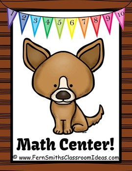 Addition Mixed Facts Centers A Quick and Easy to Prep Center and Printables