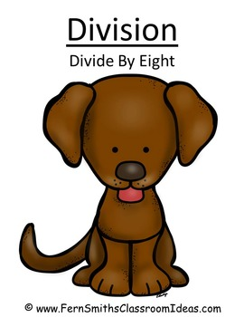 Division Center Game Divide By Eight A Quick and Easy to Prep Center