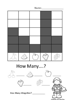 Quick and Easy Graphs for Kindergarten