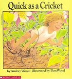 Quick as a Cricket: antonyms, similes, characteristic reading guide (Common Core