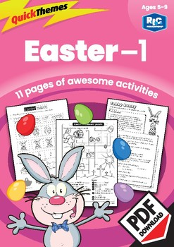 Quick themes – Easter 1 – Ages 5–9