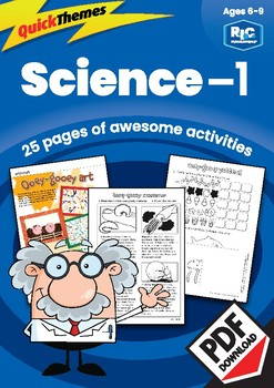 Quick themes – Science 1 – Ages 6–9