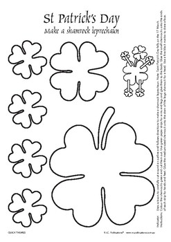 Quick themes – St Patrick's Day – Ages 5–9