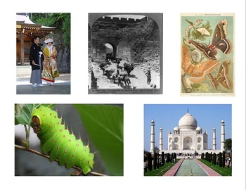 Quick-write prompt flashcards for Ancient Asia