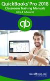 QuickBooks Pro (Desktop) 2018 Classroom Training Curriculum