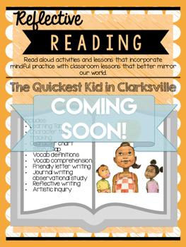 Quickest Kid in Clarksville Read Aloud Lesson Plan