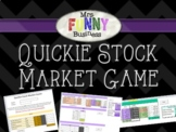 Quickie Stock Market Simulation