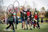 Quidditch: Coaching progressions, Playing and Tournament rules