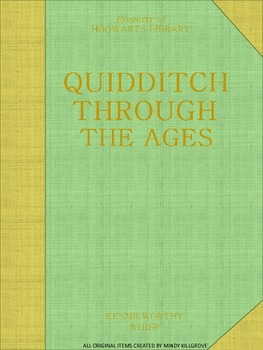 Quidditch Through the Ages- Study Guides