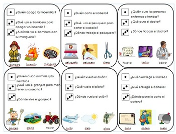 ¿Quién? ¿Dónde? and ¿Qué? Basic questions for early learners