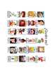 Quien Es--Spanish Guess Who Game
