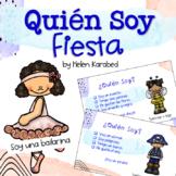 Spanish Quién Soy Yo - Digital Learning PowerPoint