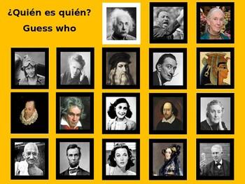 Quién es quién / Guess who