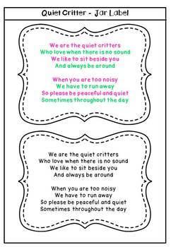 Quiet Critter STEM Challenge