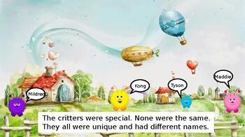 Quiet Critter Story
