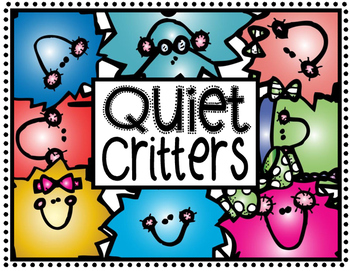 Quiet Critters [Control Noise Level and Increase Productivity]