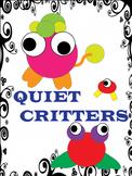 Quiet Critters Label