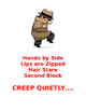 Quiet Hallway Helper - Spy Zone