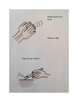 Quiet Hands: A Social Story