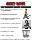 Quiet Rage:  The Stanford Prison Experiment Worksheet