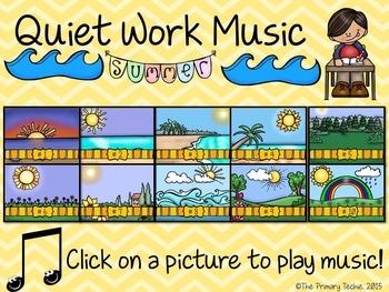Quiet Work Music At Your Fingertips - Summer