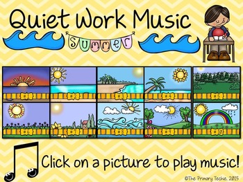 Quiet Work Music At Your Fingertips - Summer