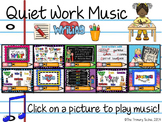 Quiet Work Music At Your Fingertips - Writing