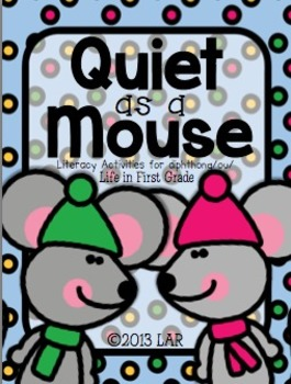 Quiet as a Mouse: Literacy Activities for /ou/