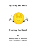 "Back to School ~ Behavior ~ Mindful  ""Quieting the Mind, O"