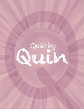 Quiieting Quin - Calming Skills
