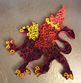 Quilled Magical Creature Project