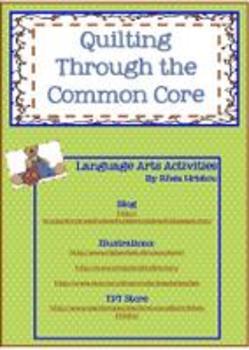 Quilt Across the Common Core